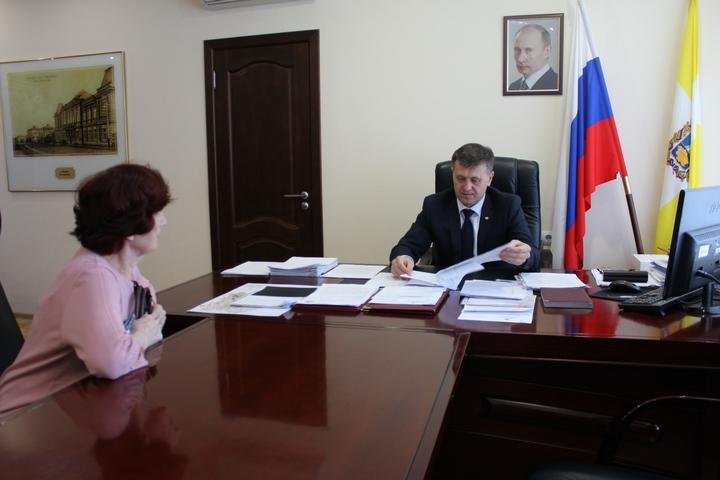 Приемная Министра ЖКХ Ставропольского края